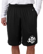 "Badger Adult 10"" Performance Shorts with Pockets"